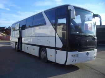 Большие автобусы Mercedes, Setra, Iveco